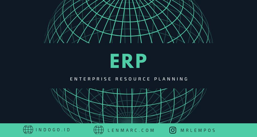 Mudahnya Berbisnis dengan ERP