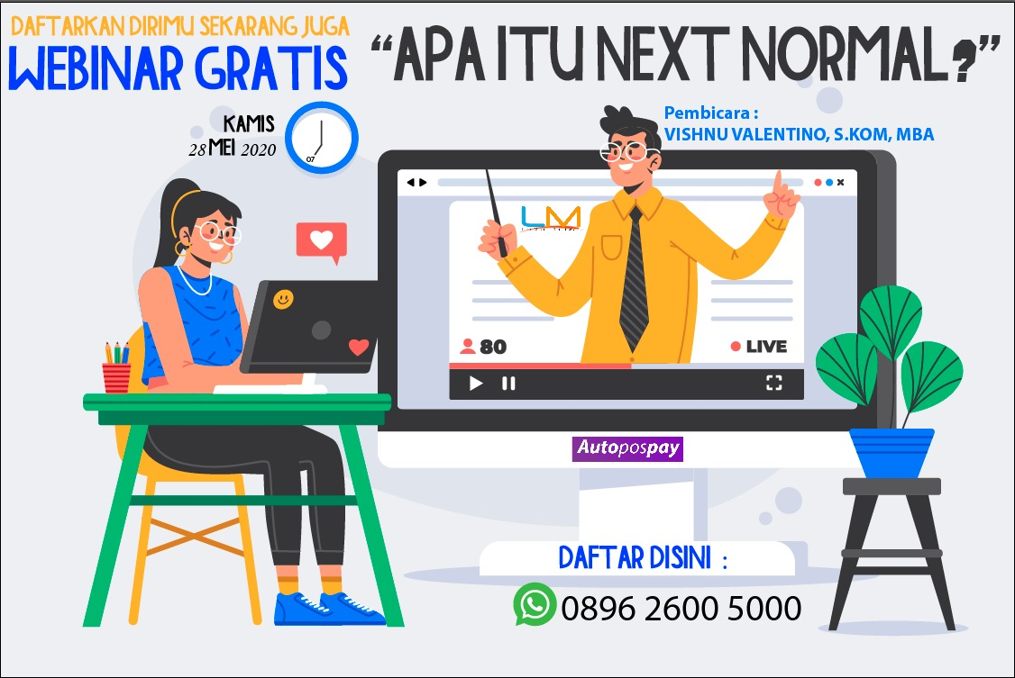 Summary Webinar - APA ITU NEXT NORMAL?